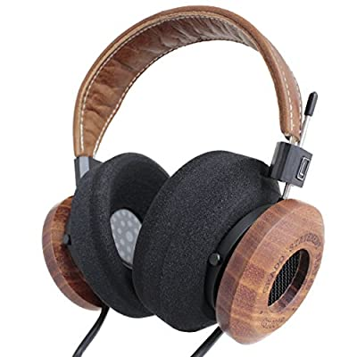 Grado GS1000e Statement Series Open-Air Stereo Headphone, 8-35,000Hz Frequency Response, 32Ohms Impedance