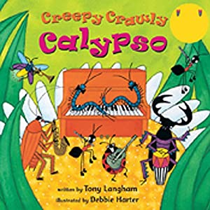 Creepy Crawly Calypso Audiobook