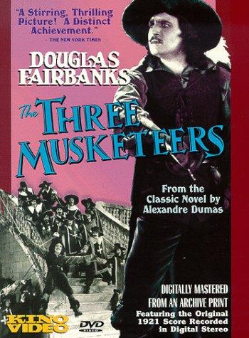Three Musketeers [DVD] [2022] [US Import] [NTSC]