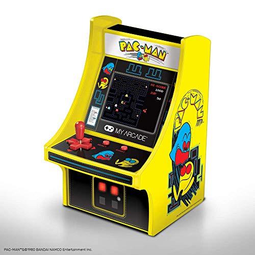 パックマン、ギャラガ、マッピー、ディグダグ‥‥懐かしい筐体ごと再現した「レトロゲーム」シリーズがAmazonで購入可能