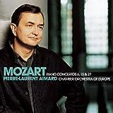 Mozart: Piano Concertos 6, 15 & 27