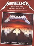 echange, troc Metallica - Partition : Metallica Master Of Puppets Tab Guitar