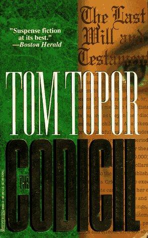 The Codicil: A Novel, TOM TOPOR