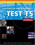 img - for ASE Medium/Heavy Duty Truck Test Prep Manuals, 3E T5: Suspension and Steering (Delmar Learning's Ase Test Prep Series) book / textbook / text book