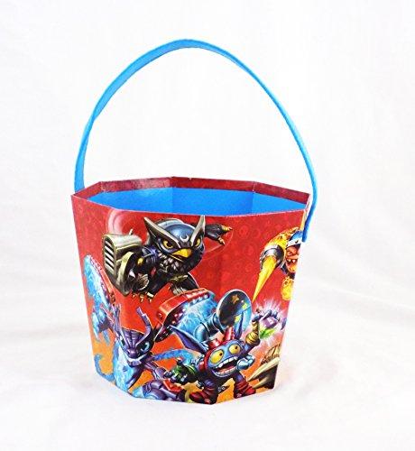 Skylanders SuperChargers Large Easter Basket Bucket (Skylanders Easter Basket compare prices)