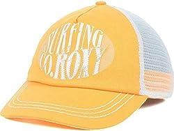 Roxy So Local Trucker Cap Orange/White Adjustable