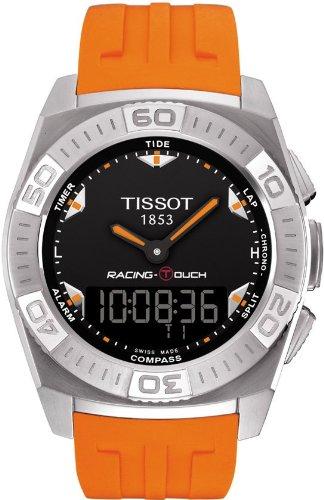 Tissot Men's Racing Touch Watch T0025201705101 Rubber