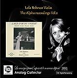 ローラ・ボベスコ ~ アルファ・レコーディング集 Vol.2 (Lola Bobesco Violin ~ The Alpha recordings Vol.2) [輸入盤]