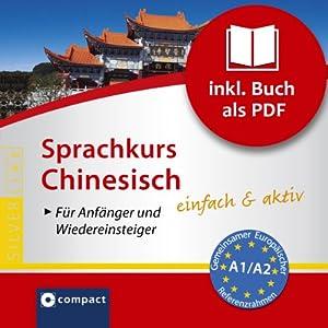 Chinesisch für Einsteiger (Compact SilverLine) Hörbuch