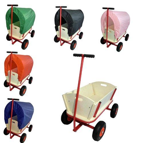 clp holz bollerwagen leiterwagen wahlweise mit farbiger. Black Bedroom Furniture Sets. Home Design Ideas