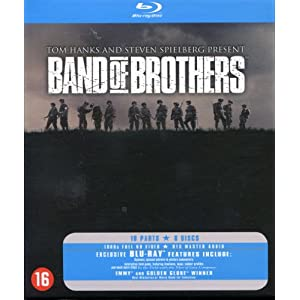 Band of Brothers [Blu-ray] [Import belge]