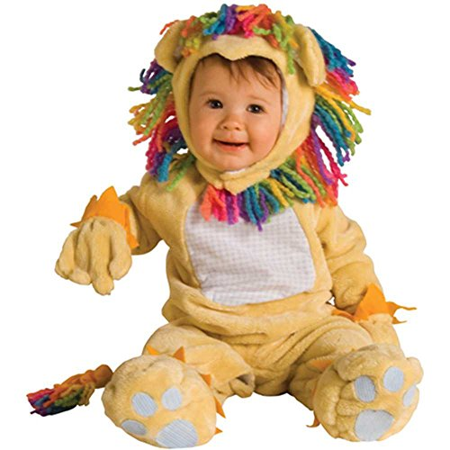 Fearless Lil' Lion Toddler Costume - 12-18 Months