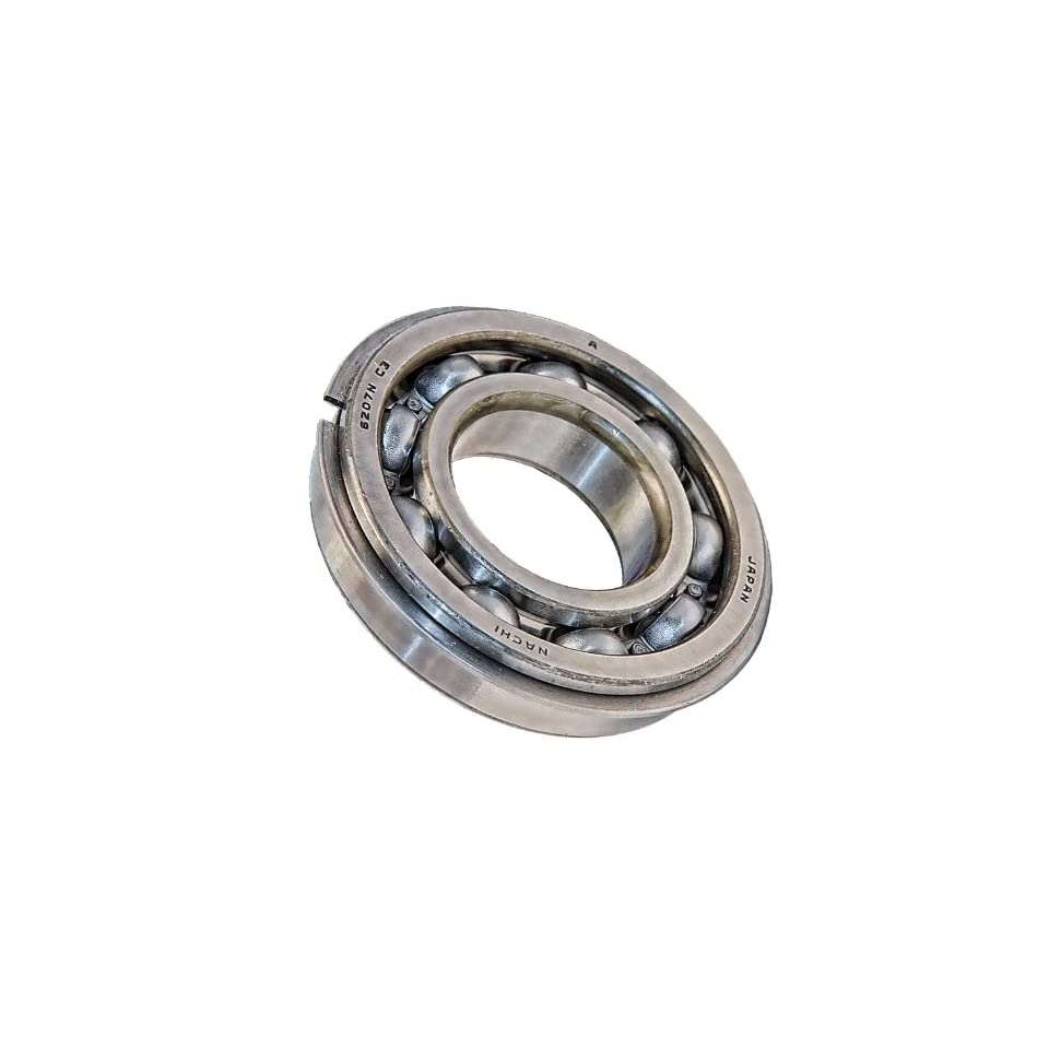6209NR Nachi Bearing Open C3 Snap Ring Japan 45x85x19 Ball Bearings