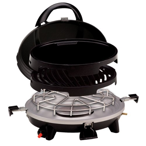Coleman 2000005287 All-in-one Stove with Grill, Griddle and Bag