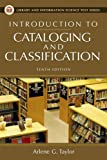 Introduction to Cataloging And Classification (159158230X) by Miller, David P.