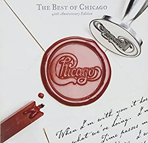 The Best Of Chicago 40th Anniversary