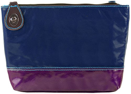 urban-junket-color-block-clutch-indigo-violet-glossy