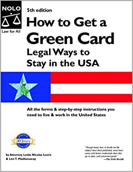 how to get a legal green card in ontario
