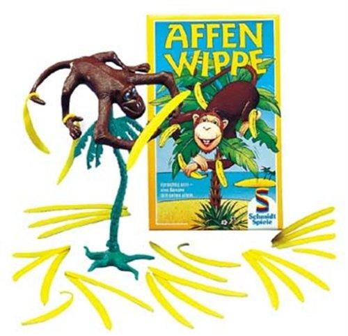 Schmidt Spiele 51011 - Affen Wippe