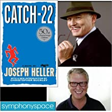 Thalia Book Club: Catch 22 - 50th Anniversary with Christopher Buckley, Robert Gottlieb, and Mike Nichols  by Christopher Buckley, Robert Gottlieb, Mike Nichols, Scott Shepherd Narrated by Lesley Stahl