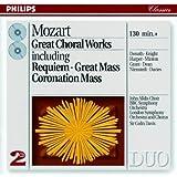 Duo - Mozart (Chorwerke)