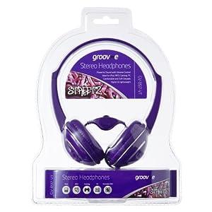 Best of  iChoose® VIOLET DJ Stereo Headphones