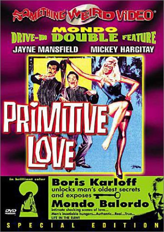 Primitive Love & Mondo Balordo [DVD] [1964] [Region 1] [US Import] [NTSC]