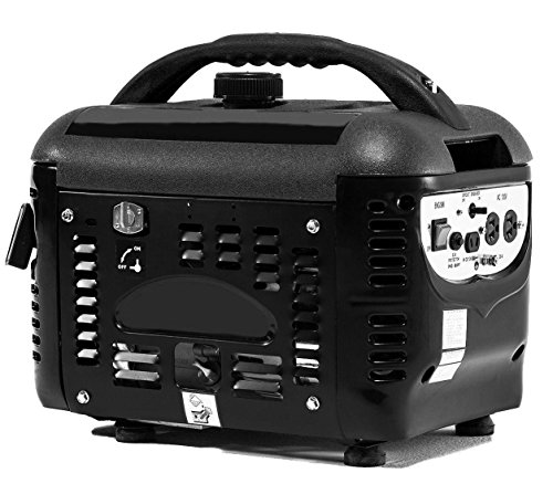 2000W WATTS GAS PORTABLE GENERATOR QUIET RV HOME CAMPING (Brand New)