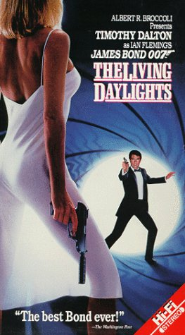 The Living Daylights [VHS] [Import]