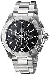 Tag Heuer Aquaracer 300M Chronograph 43mm Black Men's Watch CAY1110.BA0927