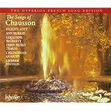 The Songs of Chausson / Lott · Murray · McGreevy · Trakas · Chilingirian Quartet · G. Johnson