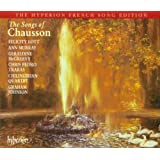 The Songs of Chausson [The Hyperion French Song Edition]by Ernest Chausson