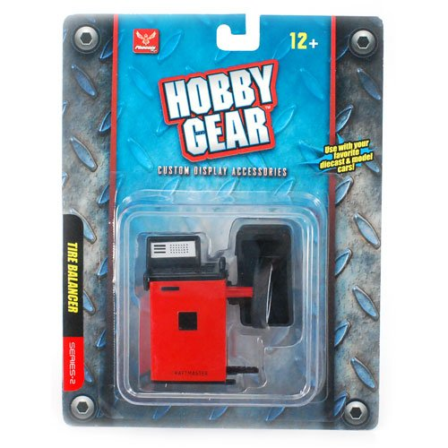 """Hobby Gear"" Tire Balancer Series-2"