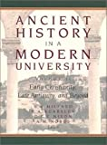 img - for Ancient History in a Modern University: Early Christianity, Late Antiquity, and Beyond book / textbook / text book