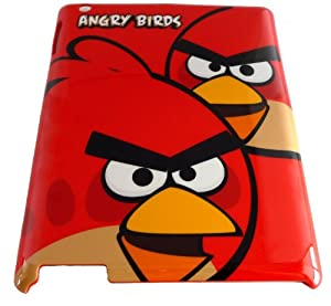 Angry Birds iPad 2 Case (Hard Shell, Red Birds)