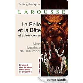 La belle et la b�te et autres contes (Petits Classiques Larousse t. 165)