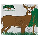 Morrell Polypropylene Whitetail Target Face, 28 x 42-Inch