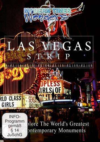 Modern Times Wonders  LAS VEGAS STRIP (NTSC), DVD