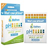 Ph Test Strips + FREE Alkaline Food Chart PDF + Daily Tracking Sheet | Quick, Easy and Accurate Results in 15 Seconds for Urine & Saliva and diabetic test strips |100ct|