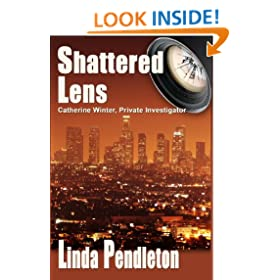 Shattered Lens, Catherine Winter, Private Investigator (Catherine Winter Series)