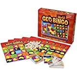 GeoBingo World - Educational Geography Board Game