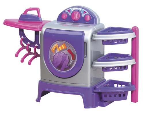 American Plastic Toy My Very Own Laundry Center - 1