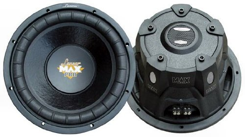 "2) New Lanzar Maxp124D 12"" 3200W Car Subwoofers/Subs Power Audio Woofers Dvc"