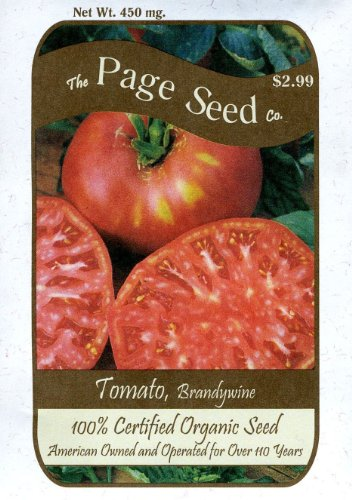 Organic Tomato Brandywine (Heirloom), Appliances for Home