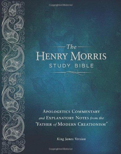 henry morris study bible pdf