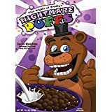 Five Nights at Freddy's Nightmare Puffs Breakfast Cereal