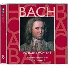 "Cantata No.25 Es ist nichts Gesundes an meinem Leibe BWV25 : III Aria - ""Ach, wo hol ich Armer Rat"" [Bass]"