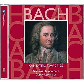 "Cantata No.23 Du wahrer Gott und Davids Sohn : III Chorus - ""Aller Augen warten, Herr"" [Choir]"