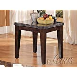 Buy Sell Acme 07143 Danville Marble Top End Table Black 9 5 2013 coupon code 2013