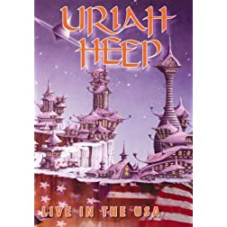 Uriah Heep Live In The USA